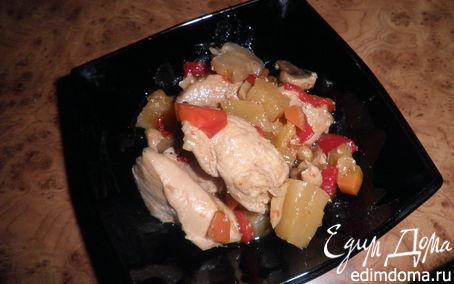 Рецепт Курица по-китайски