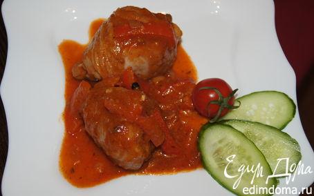 Рецепт Чахохбили по-грузински