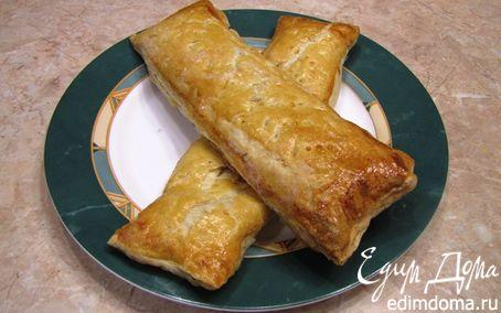 Рецепт Самса с сыром для ленивых