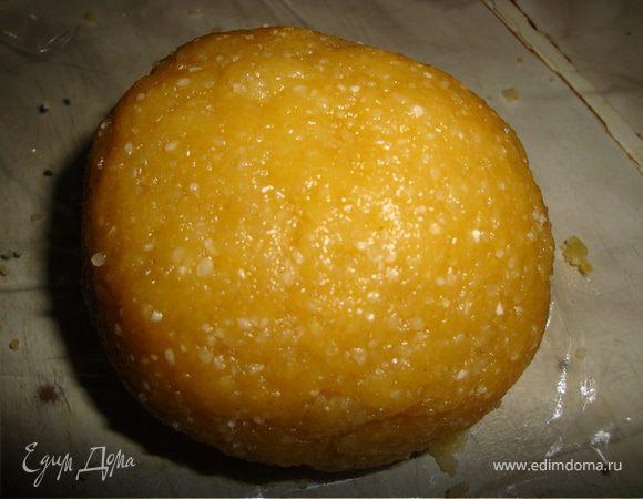 основа для тарта (тесто из риса и апельсиновой цедры)