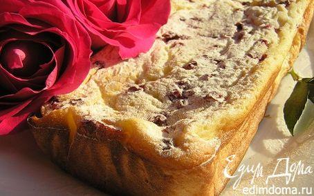 Рецепт Корсиканский чизкейк с брусникой