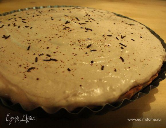 пирожное с маскарпоне рецепт
