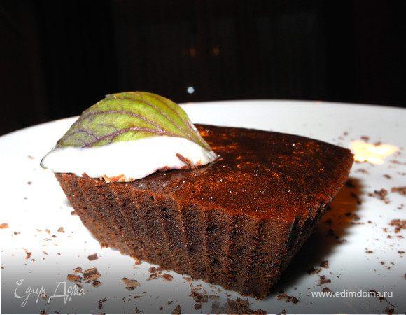 Шоколадные гато (Gateau du Chocolat) от Рабанеля