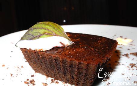 Рецепт Шоколадные гато (Gateau du Chocolat) от Рабанеля