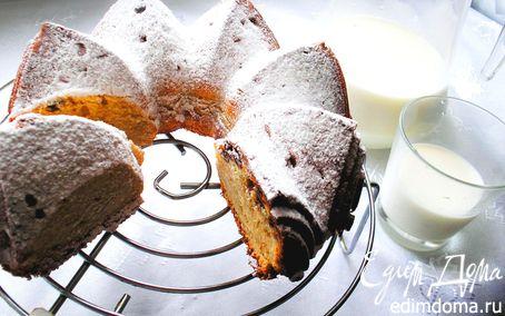 Рецепт Gugelhupf - австрийский сливочный кекс.
