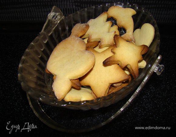 Печенюшки для малышни