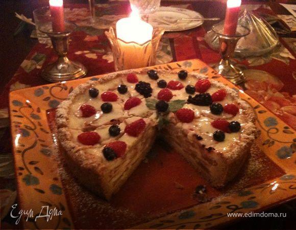 И снова Цветаевский яблочный пирог