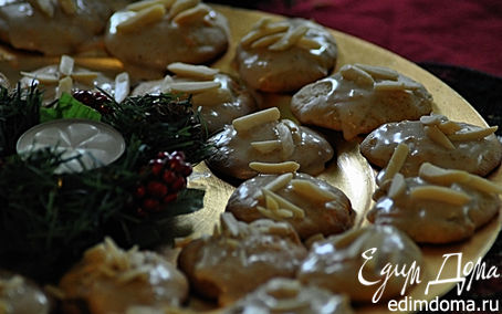 Рецепт Морковное печенье