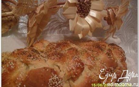 Рецепт Хала из шести жгутов