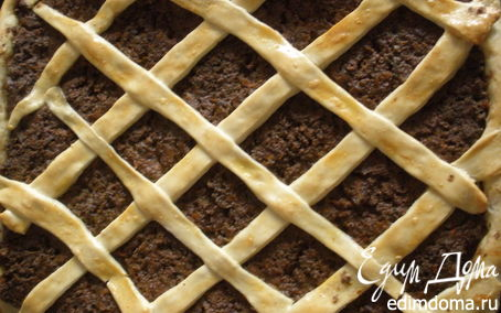 Рецепт Пирог с печенью