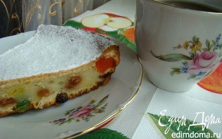 Рецепт Сметанный кекс