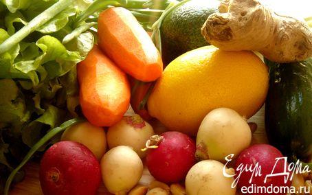 Рецепт Морковные салаты