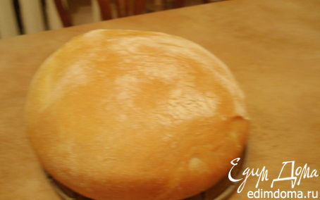 Рецепт Белый домашний хлеб