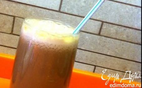 Рецепт Миндально-кофейный коктейль