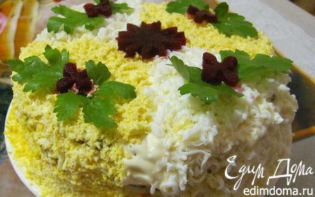 Рецепт Печеночный торт