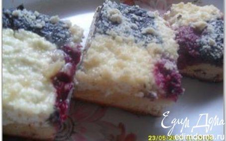 Рецепт Мраморный пирог