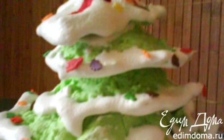 Рецепт Рождественская елочка