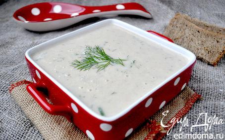 Рецепт Сливочный суп-пюре из горбуши.