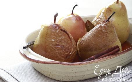 Рецепт Карамелизированные груши