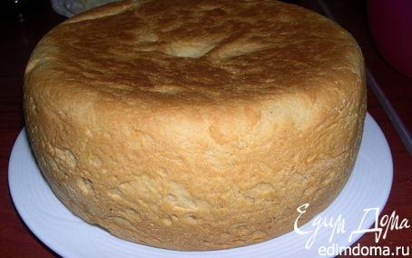 Рецепт Белый хлебушек на сыворотке с горчицей в мультиварке