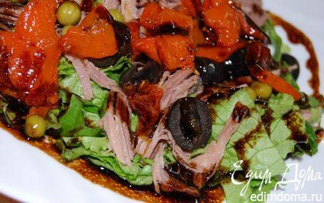Рецепт Beef-салат