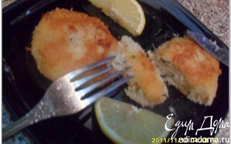 Рецепт Котлетки из трески и картофеля