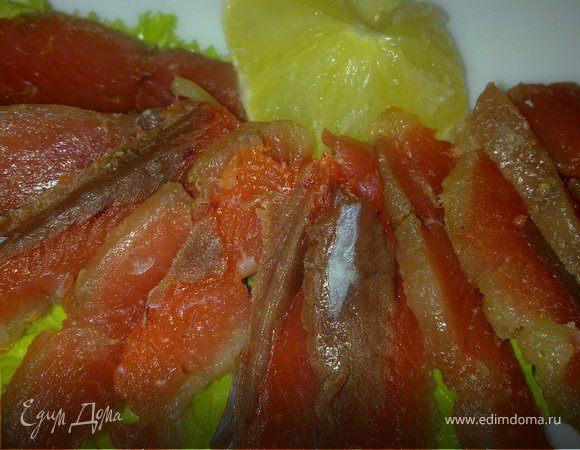 Рыба по-Камчатски