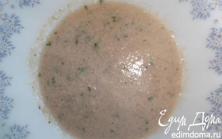 Рецепт Сливочный куриный суп
