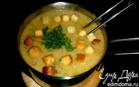 Рецепт Сливочный крем-суп