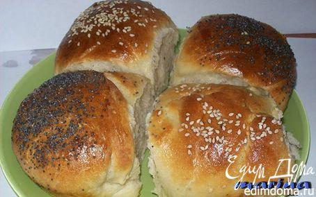 Рецепт Картофельные булочки в хлебопечке