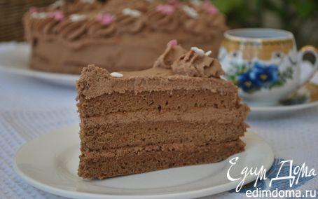 Рецепт Швейцарский шоколадный торт