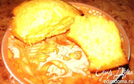 Рецепт Апельсиновые маффины