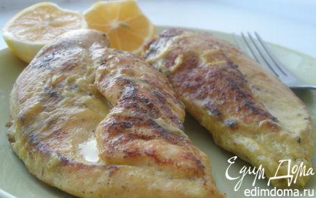 Рецепт Курица в молоке от Джейми Оливера