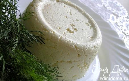Рецепт – Домашний адыгейский сыр