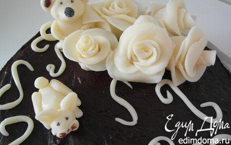 Рецепт Sponge Cake / Бисквит