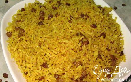 Рецепт Маджадара (Рис с чечевицей)