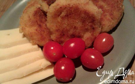 Рецепт Биточки картофельные. Вспомни детство...