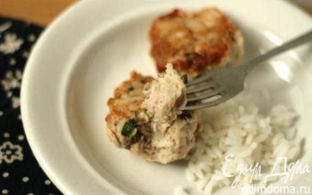 Рецепт Котлеты из запеченной рыбы