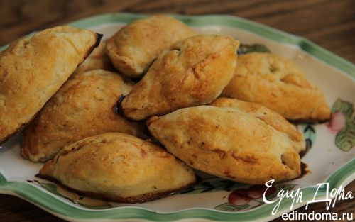 Рецепт Пирожки с картофелем, фетой и розмарином