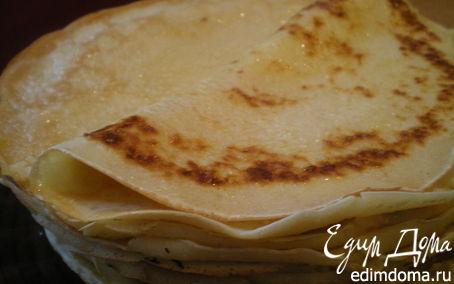 Рецепт Сладкие блины по-французски
