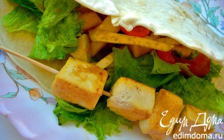 Рецепт Тонкий лаваш в хлебопечке