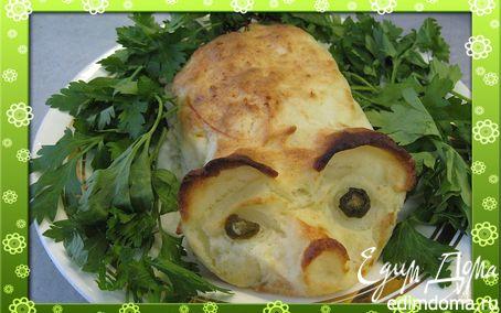 Рецепт Запеканка картофельная