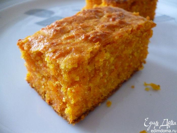 Морковный пирог рецепт пошагово в духовке классический рецепт