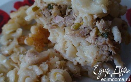 Рецепт Бабка с мясом