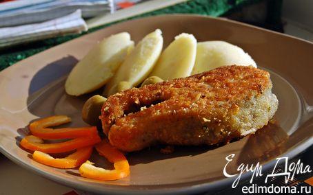 Рецепт Золотая рыбка