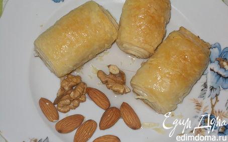 Рецепт Кадаифи