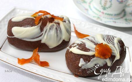 """Рецепт Пирожное """"Картошка"""" с белым шоколадом"""