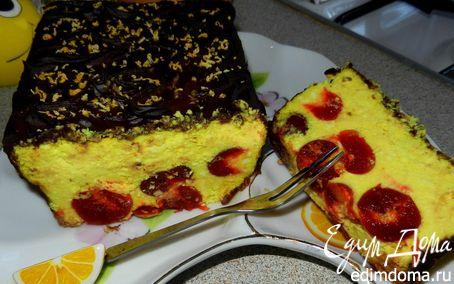 """Рецепт Творожный торт (вариация на тему """"Львовского сырника"""")"""