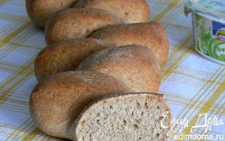 Рецепт Хлеб из ржаной и пшеничной муки