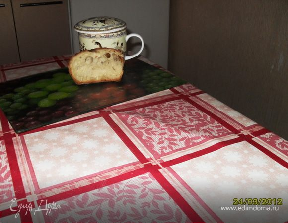 Хлеб домашний без замеса